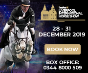 Liverpool International Horse Show 2019 (Leicestershire Horse)