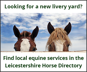 Livery Yards (Leicestershire Horse)