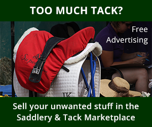 Saddles (Leicestershire Horse)