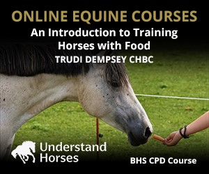 UH - An Introduction To Training Horses With Food (Leicestershire Horse)